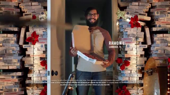Domino's Piece of the Pie Rewards TV Spot, 'Superfans' - 11805 commercial airings