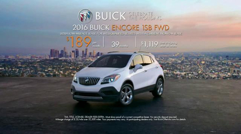 Buick Celebrate the Holidays TV Spot, 'Never Forget: 2016 Encore'