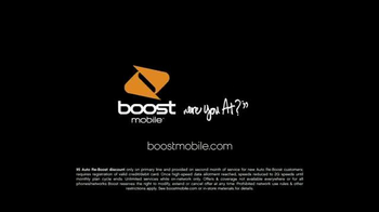 Boost Mobile TV Spot, 'Unlimited World: Auto Re-Boost' - Thumbnail 9