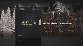 National Geographic Genographic 2.0 Kit TV Spot, 'Find Out'