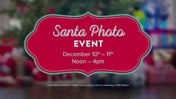 PetSmart Santa Photo Event TV Spot, 'Holiday Dreams'