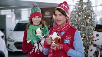 Hyundai Holidays Sales Event TV Spot, 'Holiday Spirit'