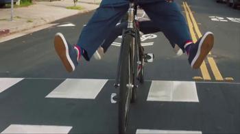 American Express TV Spot, 'Shaq and Wanda Sykes Shop for a Tandem Bike'