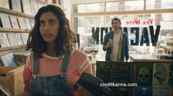 Credit Karma TV Spot, 'Record Shop'