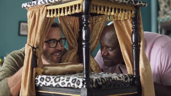 American Express TV Spot, 'Shop Small: Shaq and Jeremy Shop for Dog Beds'
