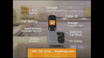 Vonage TV Spot, 'Connect in New Ways'