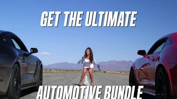 Motor Trend On Demand Bundle TV Commercial, 'The'Ultimate Holiday Gift' -  Video