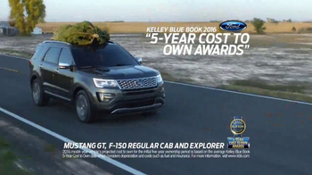 Ford Year End Event TV Spot, 'Smart Bonus' Song by Imagine Dragons