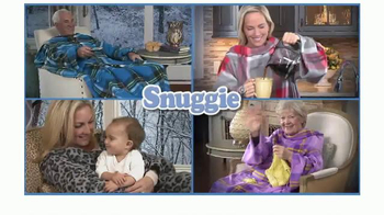 Snuggie TV Spot, 'Cozy'