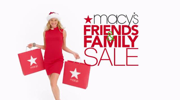 Friends & Family Sale: Holiday Savings thumbnail