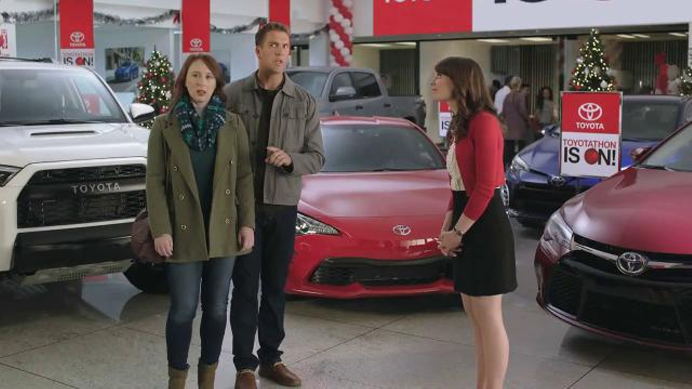 Corolla Commercial Actress 2017 2018 Cars Reviews