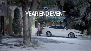 Ford Year End Event TV Spot, 'Holidays 2016: Award-Winning Value'