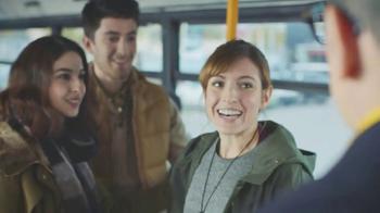 Sprint TV Spot, 'Queremos que festejes una Feliz la mitad' [Spanish]