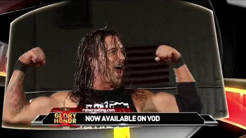 ROH Wrestling TV Spot, 'Glory by Honor on Demand'