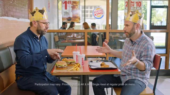 Burger King TV Spot, 'Better Deal'