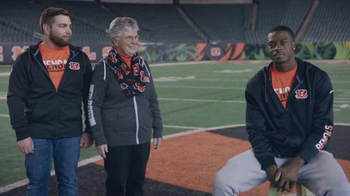 NFL Shop TV Spot, 'Pittsburgh in December: 25 Percent Off' Feat. A.J. Green