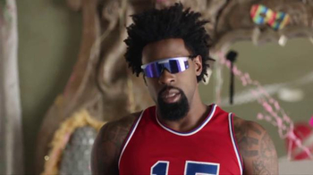 State Farm TV Spot, 'Crash the Glass' Featuring DeAndre Jordan, Chris Paul