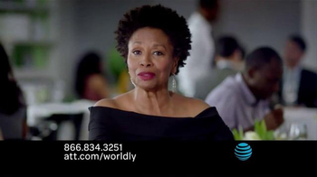 DIRECTV TV Spot, \'Worldly Woman\' Featuring Jenifer Lewis