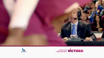 Victoza TV Spot, 'Moment of Truth' Featuring Dominique Wilkins - Thumbnail 10