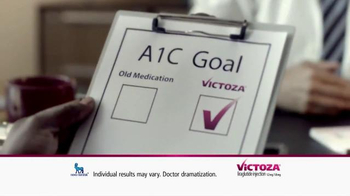 Victoza TV Spot, 'Moment of Truth' Featuring Dominique Wilkins - Thumbnail 2