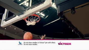 Victoza TV Spot, 'Moment of Truth' Featuring Dominique Wilkins - Thumbnail 5