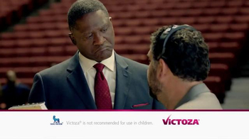 Victoza TV Spot, 'Moment of Truth' Featuring Dominique Wilkins - Thumbnail 6