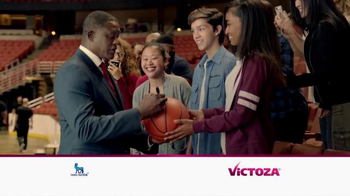Victoza TV Spot, 'Moment of Truth' Featuring Dominique Wilkins