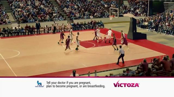 Victoza TV Spot, 'Moment of Truth' Featuring Dominique Wilkins - Thumbnail 9