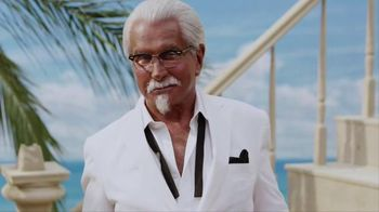 KFC TV Spot, 'Lifestyle' Featuring George Hamilton