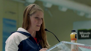 Minute Maid TV Spot, \'Doing Good\' Featuring Missy Franklin