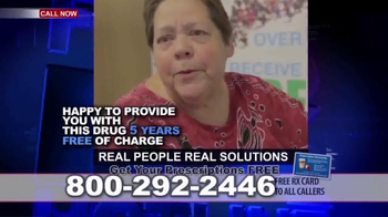 Free RX Network TV Spot, 'Here to Help'