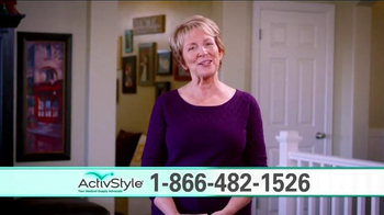 ActivStyle TV Spot, 'Incontinence Supplies'