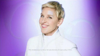 CoverGirl + Olay TV Spot, 'Future Advice' Ft Ellen DeGeneres, Sofia Vergara - Thumbnail 5