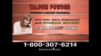Pulaski Law Firm >> Knightline Legal TV Commercials - iSpot.tv
