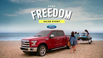 Freedom Sales Event: Boating With F-Series thumbnail