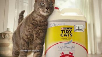 Purina Tidy Cats TV Spot, 'Stank Face' - Thumbnail 6