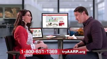 AARP Services, Inc. TV Spot, 'Donut'