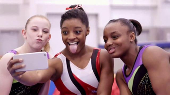Kellogg's TV Spot, 'Team USA: What Gets Me Started' Featuring Simone Biles