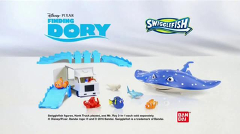 Swigglefish TV Spot, 'Finding Dory: Fun Fish'