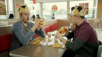 Burger King 2 for $10 Whopper Meal TV Spot, 'Fans'