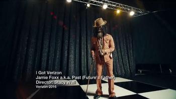 Verizon TV Spot, 'I Got Verizon' Featuring Jamie Foxx - Thumbnail 1