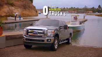 Ford Freedom Sales Event TV Spot, 'Block Party' Song by Pitbull - Thumbnail 5