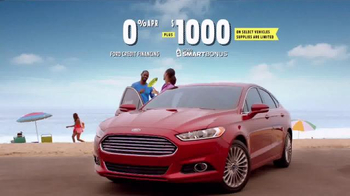 Ford Freedom Sales Event TV Spot, 'Block Party' Song by Pitbull - Thumbnail 6
