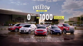 Ford Freedom Sales Event TV Spot, 'Block Party' Song by Pitbull - Thumbnail 9