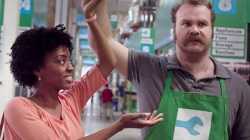 Sears 4th of July Appliance Event TV Spot, 'Cavernous'