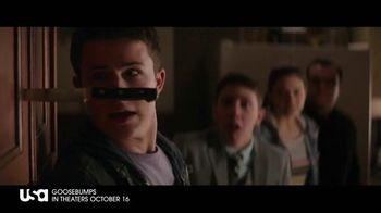 Goosebumps, 'USA Network Promo' - 16 commercial airings