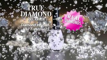 True Diamond Nail Armor TV Spot, 'Luxury Manicure' Feat. Johanna Sambucini - Thumbnail 2