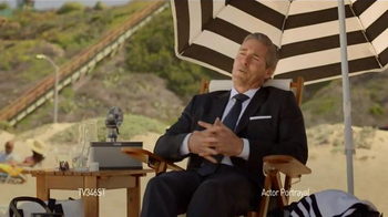 AARP Services, Inc. TV Spot 'Man With the Plan: The Beach'