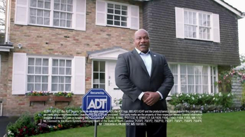 ADT Security TV Spot, 'Brawn AND Brains' Featuring Ving Rhames