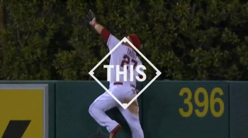 Major League Baseball TV Spot, '#THIS: Trout Scales the Wall'